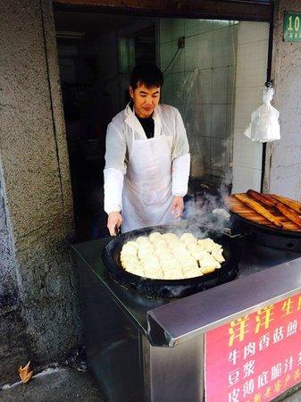 UnTour Shanghai Food Tours: Street Food