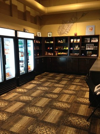 Small convenience store available in Lobby. - Picture of The ...