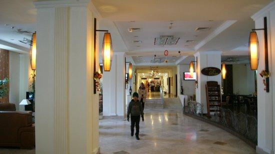 Ramada Tashkent: lobby