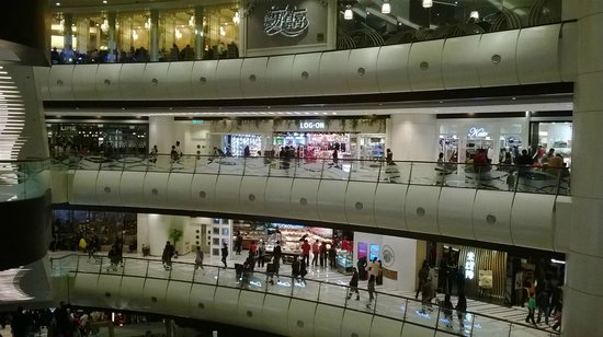Maritime Square: shops and eatery inside mall