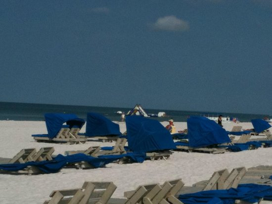 Sirata Beach Resort: Beach Area