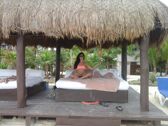 Kore Tulum Retreat and Spa Resort: letto