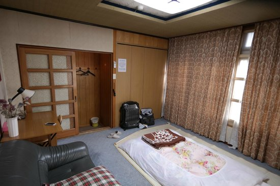 Hida Takayama Zenkoji : big and spacious room