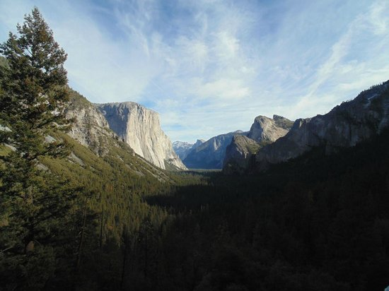 Incredible Adventures: The Tunnel View