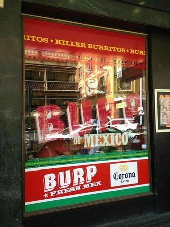 Burp Killer Burritos