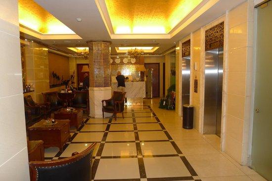Hanoi Tirant Hotel: Reception.