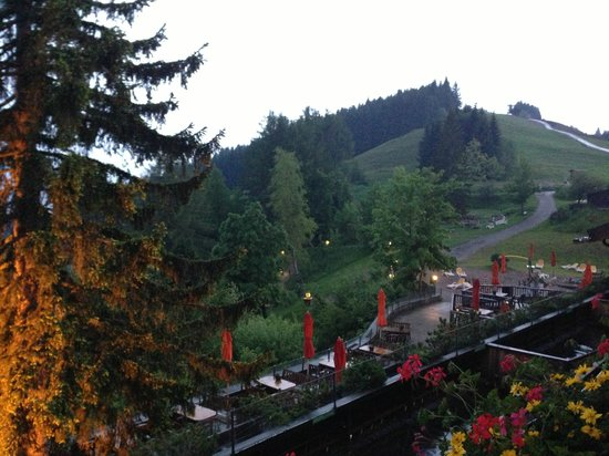 Familotel Allgauer Berghof: View of the hotel grounds