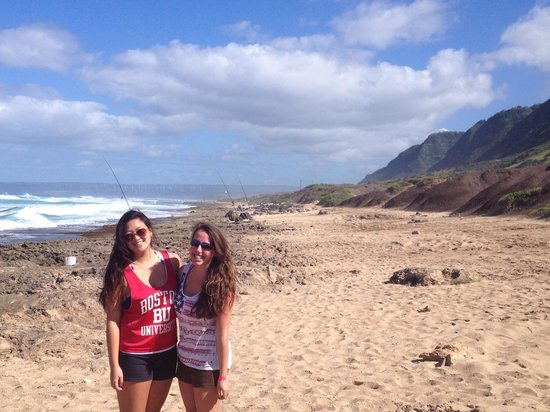 Massimo Sport Hawaii Tours: Pit stop while off roading