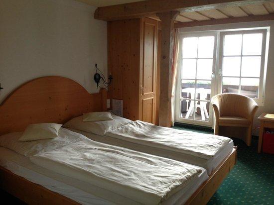 Familotel Allgauer Berghof: Our room