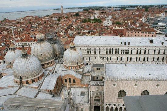 Markusdom (Basilica di San Marco): вид сверху