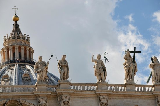 Vatican Guided Tours : St. Peter's Basilica