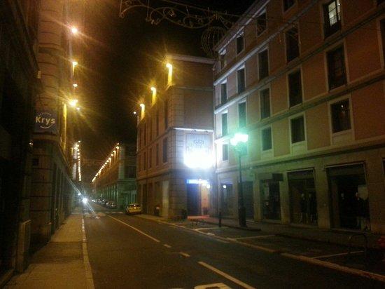 Hotel des Princes: Palazzina della struttura