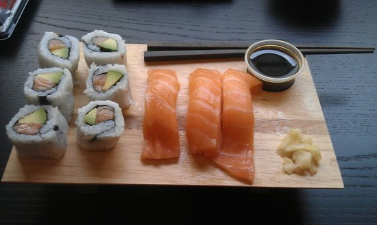 Sushi Point: Easy take-away, delicious sushi!