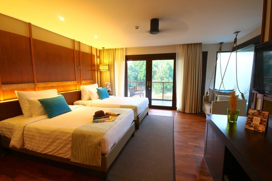 The Rock Hua Hin Beachfront Spa Resort: ห้องพัก