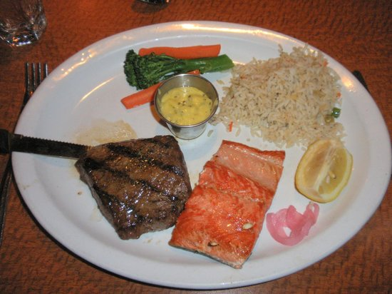 Melissa's Restaurant and Bar: メイン