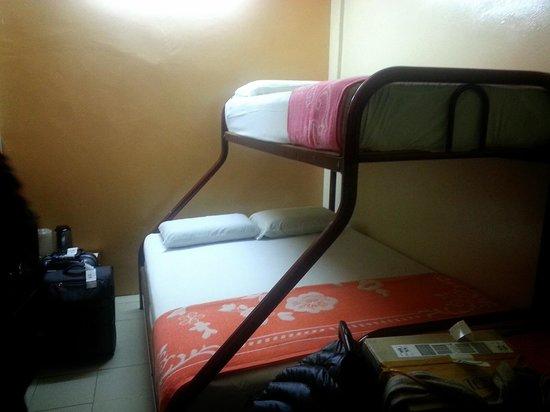 Hotel Petaling : 4인실