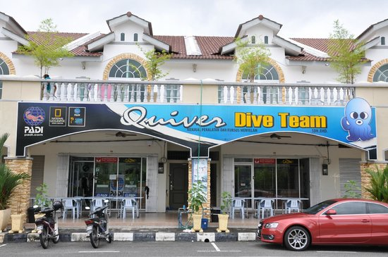 ‪‪Quiver Dive Team‬: Quiver Dive Team (Lumut)‬