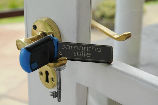 Arumvale Country House: Samantha Suite