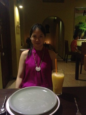 Sala Thai Restaurant: orange juices