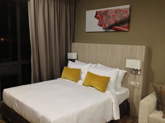 Citadines Uplands Kuching: Studio apartment