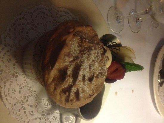 Le Parisien: The Chocolate Souffle
