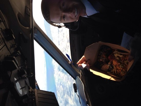 Gusto Grill & Roast : Gusto joins the mile high club !