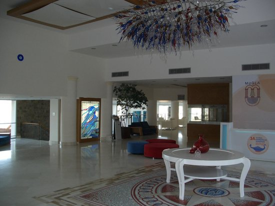 Kefaluka Resort: Lobby
