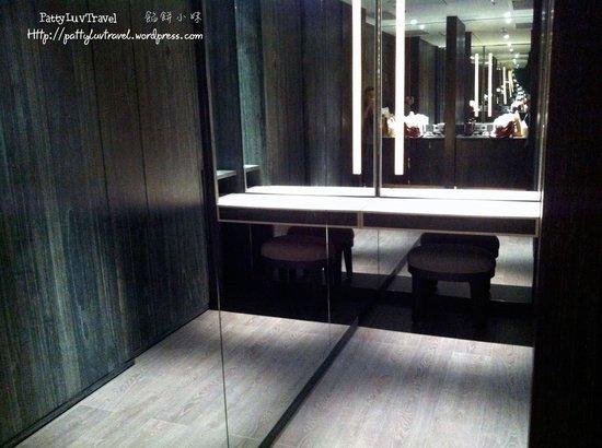 Humble House Taipei: King deluxe room