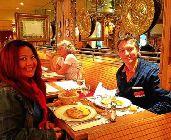 Chez Clement: Bon appetit! :)