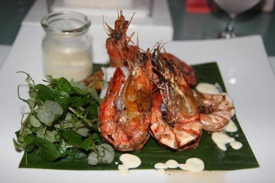 Fusion Maia Da Nang : Dinner at the pool restaurant