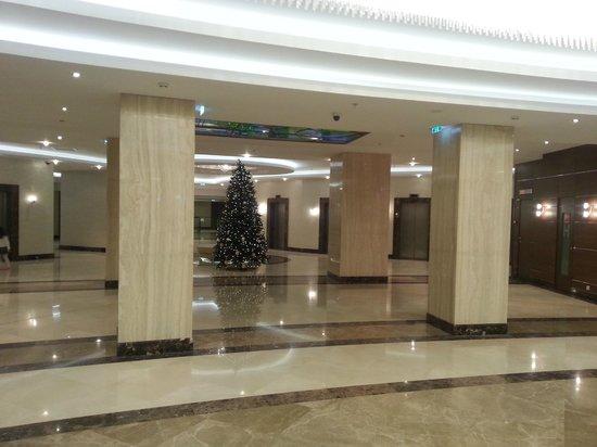 Dagomys Hotel: Холл