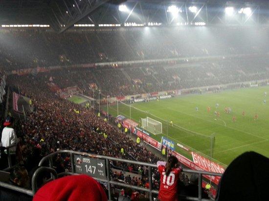 Vieille ville (Altstadt) : Esprit Arena Düsseldorf