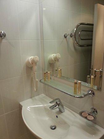 Dagomys Hotel: Ванная
