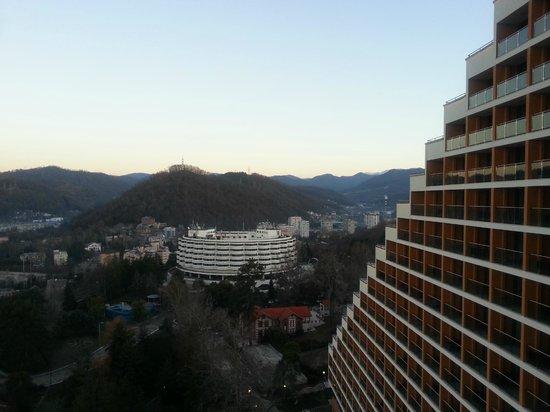 Dagomys Hotel: Вид из номера