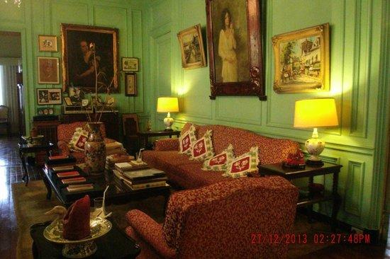 La Cocina de Tita Moning: Lounge Room