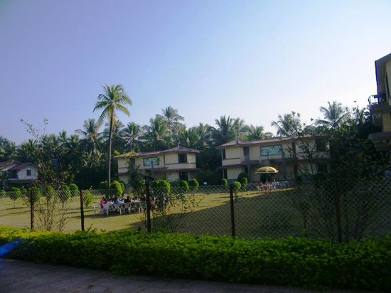 Orchard, The Resort : Resort - from swimming pool