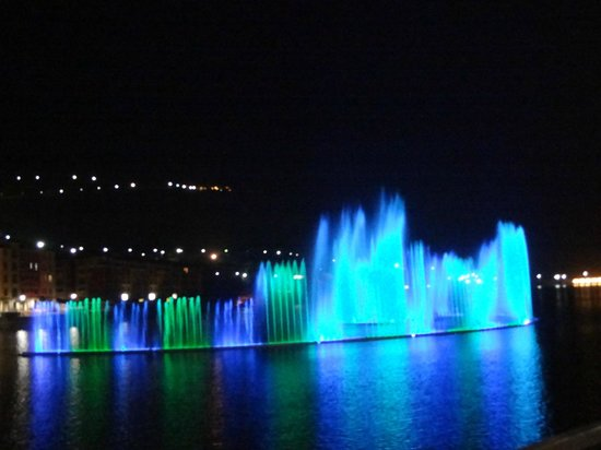 The Waterfront Shaw, Lavasa : The Water Show