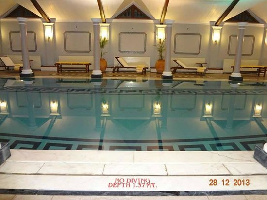 The Oberoi Cecil, Shimla: Pool