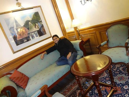 The Oberoi Cecil, Shimla : Before Activity room