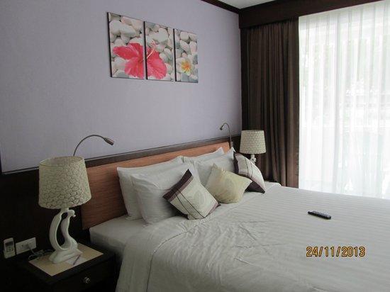 Mareeya Place: Номер в отеле