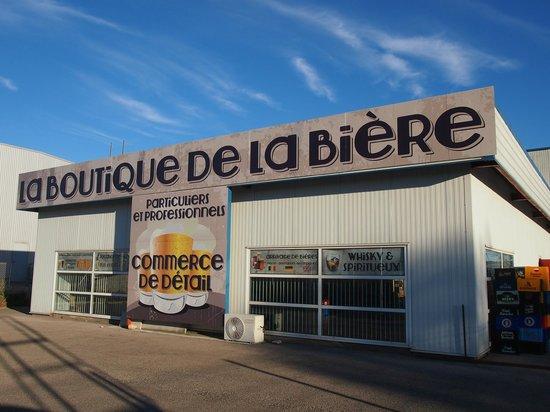 La boutique de la Biere