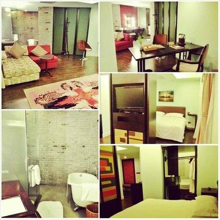 Gallery Suites: Hotel interior