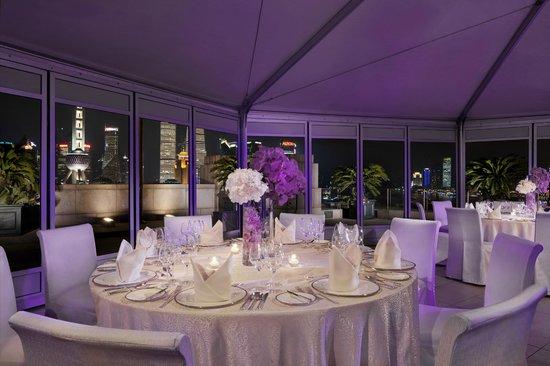 The Peninsula Shanghai: Palace Suite Terrace