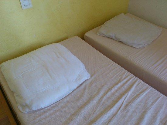 Le Parc des Chênes : lits