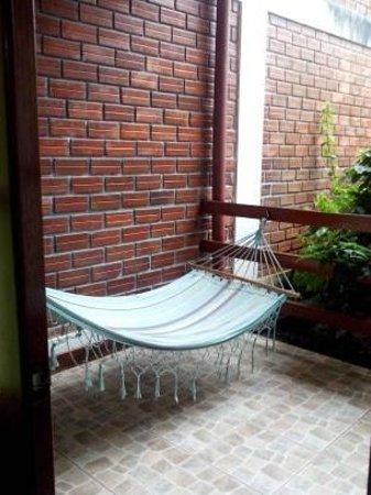 Hotel Rio Huallaga: La amaca