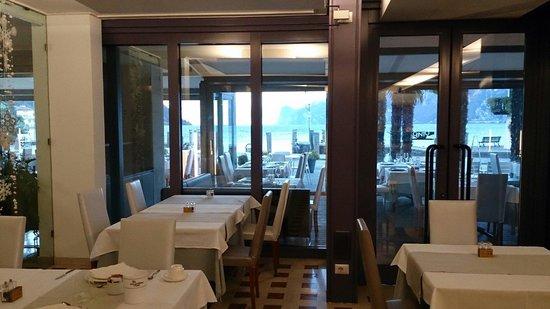 Hotel Lago di Garda: Breakfast room