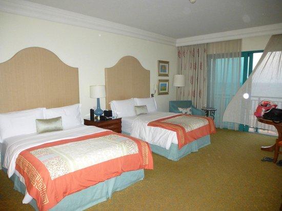 Atlantis, The Palm : Spacious comfortable luxury
