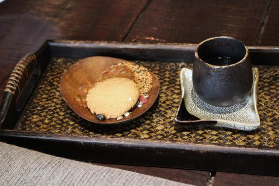 Villa.Like - Ren'ai: awesome cookies and tea!