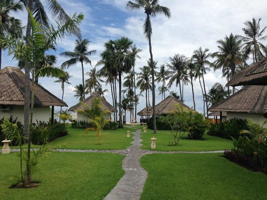 Kubu Indah Dive & Spa Resort: bungalows