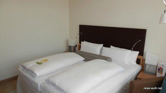 Mercure Hotel Köln Belfortstrasse: Bett